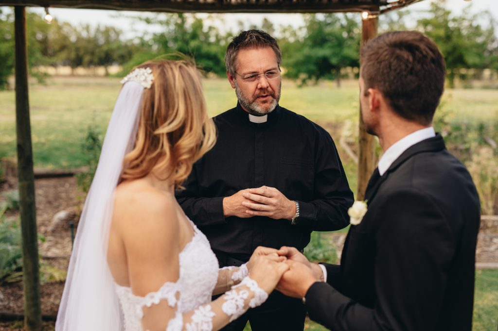 For south foreigners marriage in africa Getting married